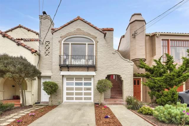 2622 18th Ave, San Francisco, CA 94116 (#ML81769079) :: Maxreal Cupertino