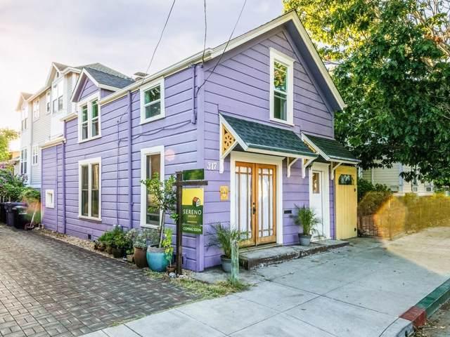 317 Cedar St, Santa Cruz, CA 95060 (#ML81769085) :: Strock Real Estate