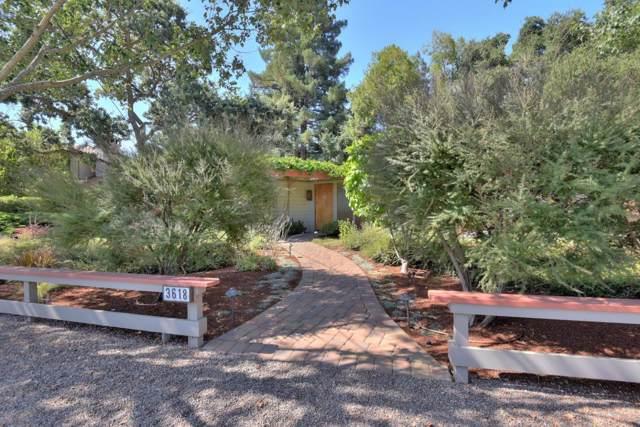 3618 Laguna Ave, Palo Alto, CA 94306 (#ML81769118) :: Brett Jennings Real Estate Experts