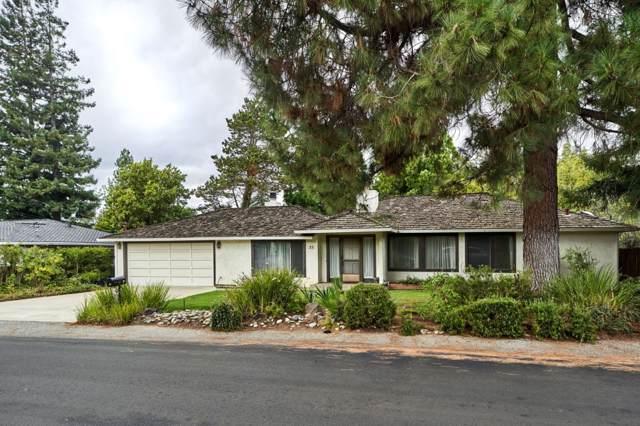 25 Mount Hamilton Ave, Los Altos, CA 94022 (#ML81769121) :: Brett Jennings Real Estate Experts