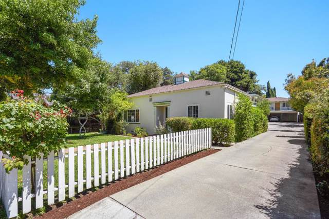 355 Mariposa Ave, Mountain View, CA 94041 (#ML81769163) :: Strock Real Estate