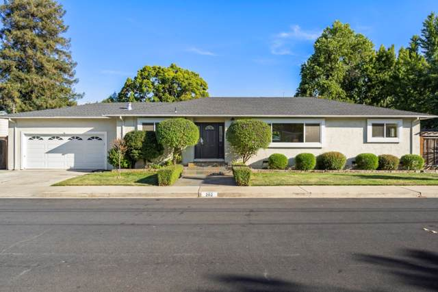 202 B St, Redwood City, CA 94063 (#ML81769177) :: The Goss Real Estate Group, Keller Williams Bay Area Estates