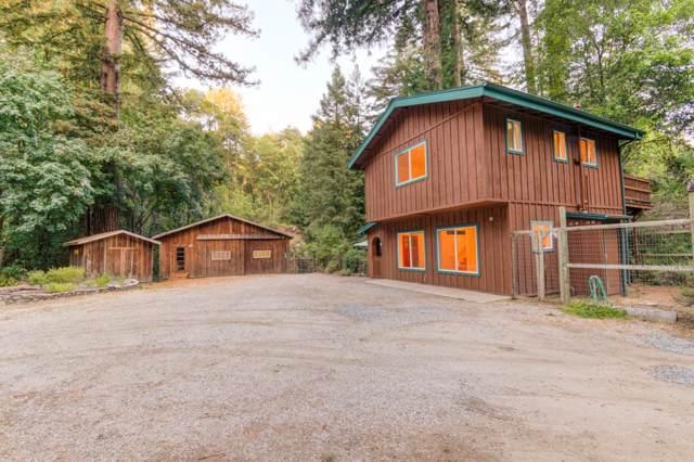 222 Bean Ave, Boulder Creek, CA 95006 (#ML81769346) :: The Goss Real Estate Group, Keller Williams Bay Area Estates