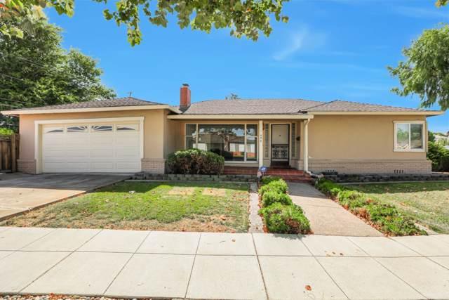 496 Dorothy Ave, San Jose, CA 95125 (#ML81769349) :: Keller Williams - The Rose Group