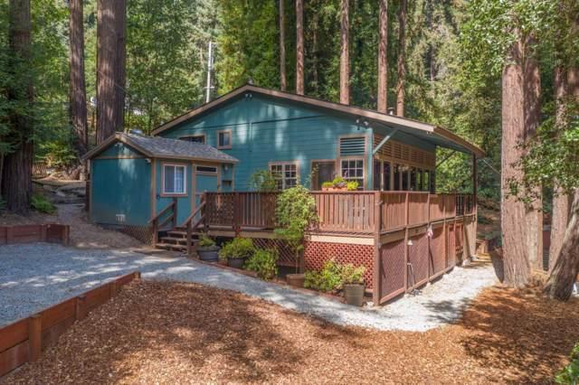 610 Kings Hwy, Boulder Creek, CA 95006 (#ML81769423) :: The Goss Real Estate Group, Keller Williams Bay Area Estates