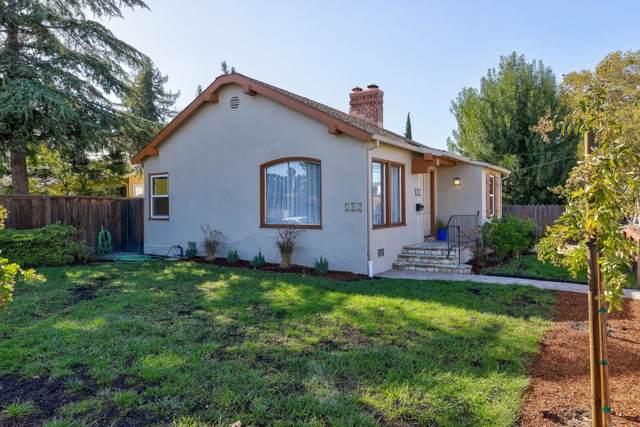 202 Roosevelt Ave, Redwood City, CA 94061 (#ML81769425) :: The Goss Real Estate Group, Keller Williams Bay Area Estates