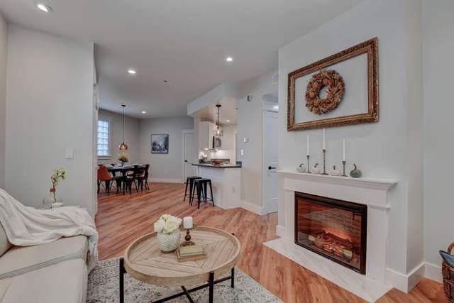 604 Arcadia Ter 104, Sunnyvale, CA 94085 (#ML81769497) :: Strock Real Estate