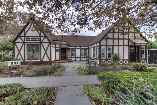 551 Stockton Ave, San Jose, CA 95126 (#ML81769528) :: The Goss Real Estate Group, Keller Williams Bay Area Estates