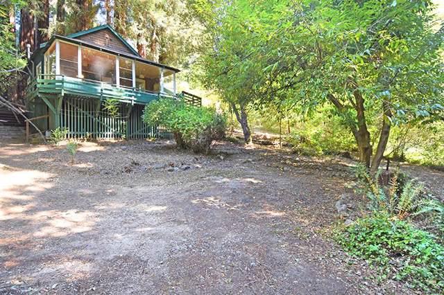 13993 Frost Blvd, Boulder Creek, CA 95006 (#ML81769533) :: RE/MAX Real Estate Services