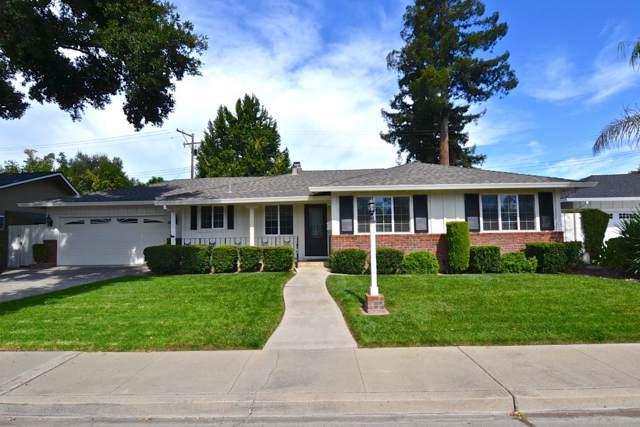 1743 Cherry Grove Dr, San Jose, CA 95125 (#ML81769670) :: Live Play Silicon Valley