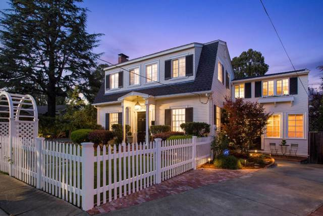 822 Walnut Ave, Burlingame, CA 94010 (#ML81769695) :: The Kulda Real Estate Group