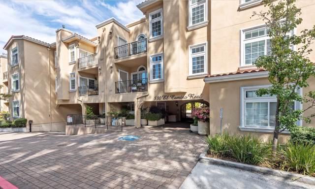 530 El Camino Real 105, Burlingame, CA 94010 (#ML81769872) :: The Kulda Real Estate Group