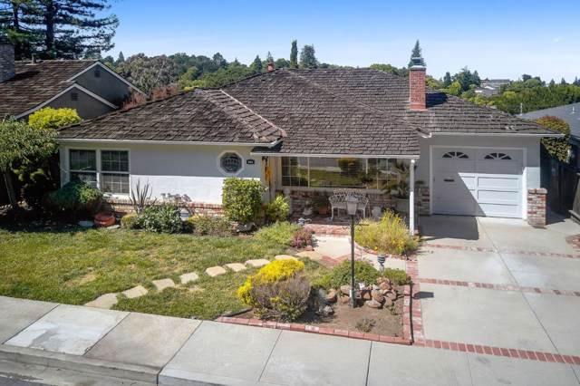 925 Lupin Way, San Carlos, CA 94070 (#ML81769993) :: The Sean Cooper Real Estate Group