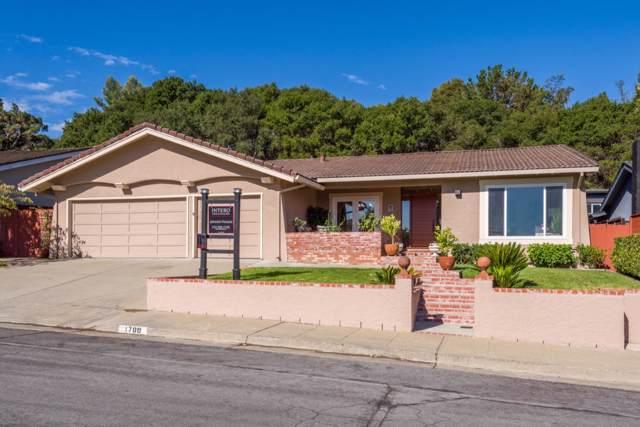 1700 Oakwood Dr, San Mateo, CA 94403 (#ML81770095) :: Strock Real Estate