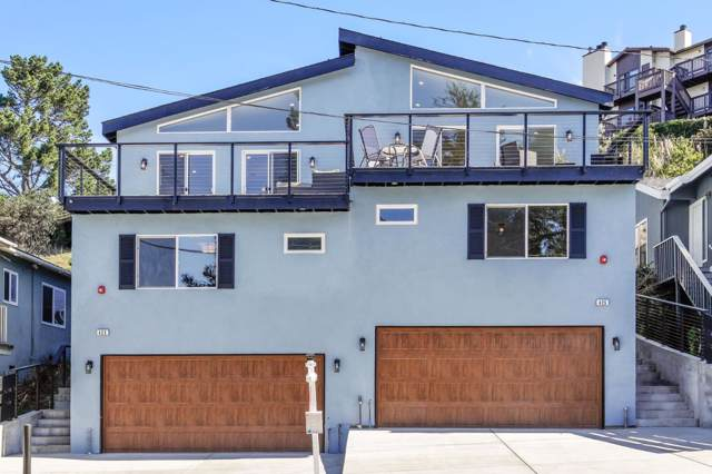 423-425 Norfolk Dr, Pacifica, CA 94044 (#ML81770145) :: Maxreal Cupertino