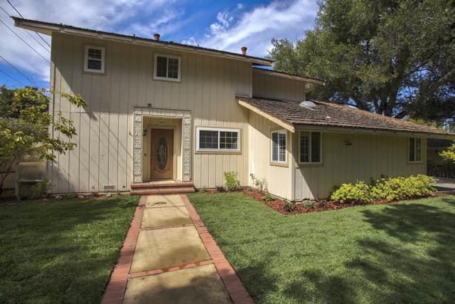 852 Los Robles Ave, Palo Alto, CA 94306 (#ML81770151) :: Maxreal Cupertino