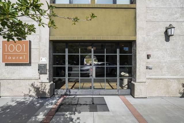 1001 Laurel St 104, San Carlos, CA 94070 (#ML81770497) :: The Sean Cooper Real Estate Group
