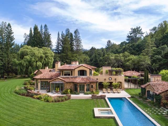 30 Trail Ln, Woodside, CA 94062 (#ML81770581) :: The Goss Real Estate Group, Keller Williams Bay Area Estates