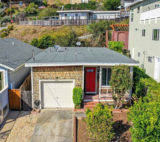 409 Pacific Ave, Pacifica, CA 94044 (#ML81770722) :: The Sean Cooper Real Estate Group