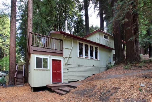 1119 Laurel Ave, Felton, CA 95018 (#ML81770798) :: The Kulda Real Estate Group
