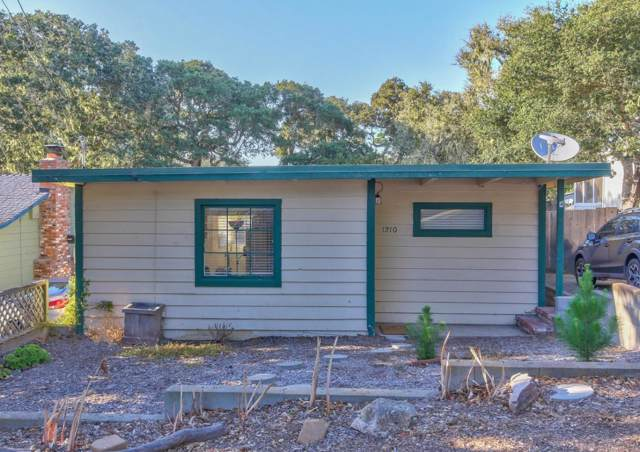 1210 Miles Ave, Pacific Grove, CA 93950 (#ML81770898) :: The Kulda Real Estate Group