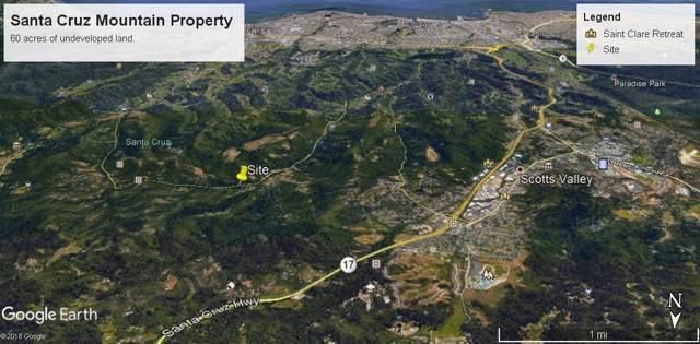 None Mountain View Rd, Santa Cruz, CA 95065 (#ML81771126) :: Live Play Silicon Valley