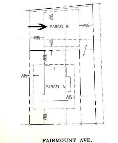 Behind 209 Fairmount Ave, Santa Cruz, CA 95062 (#ML81771130) :: Maxreal Cupertino