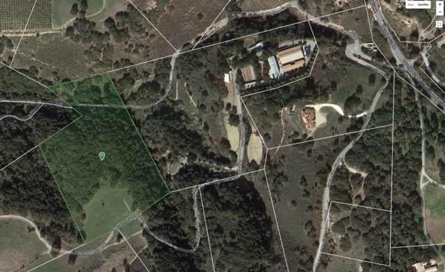 11750 Camino Escondido Rd, Carmel Valley, CA 93924 (#ML81771163) :: Live Play Silicon Valley