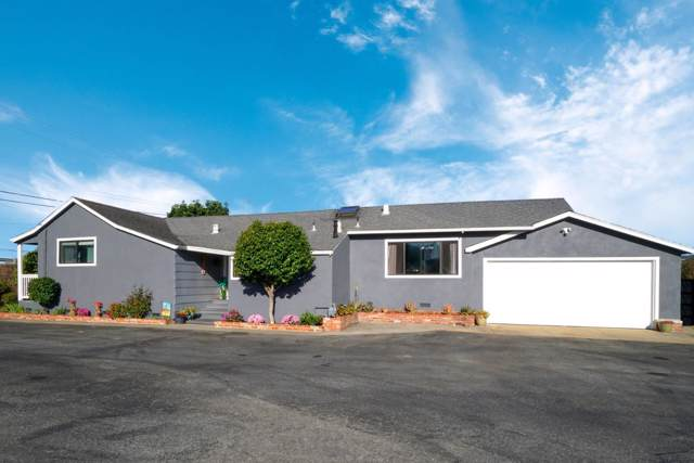 201 N Cabrillo Hwy, Half Moon Bay, CA 94019 (#ML81771168) :: Strock Real Estate