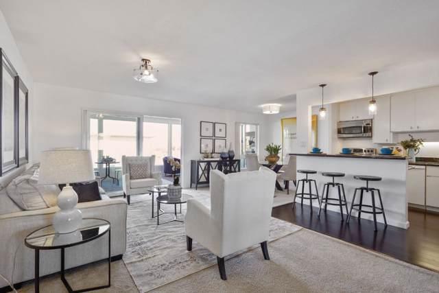 847 N Humboldt St 405, San Mateo, CA 94401 (#ML81771244) :: Strock Real Estate