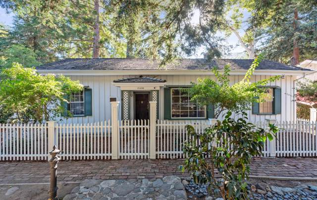 21490 Almaden Rd, San Jose, CA 95120 (#ML81771418) :: Brett Jennings Real Estate Experts