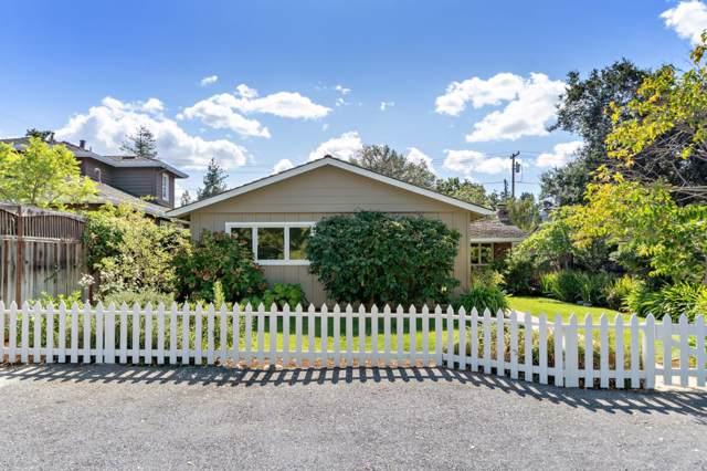 676 Palm Ave, Los Altos, CA 94022 (#ML81771704) :: Strock Real Estate