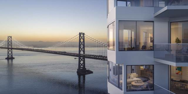 280 Spear St 2H, San Francisco, CA 94105 (#ML81771809) :: The Realty Society
