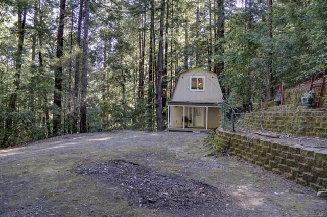 150 Back Rd, La Honda, CA 94020 (#ML81771960) :: RE/MAX Real Estate Services