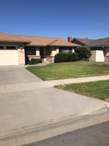 1035 Kentfield Dr, Salinas, CA 93901 (#ML81771982) :: Strock Real Estate