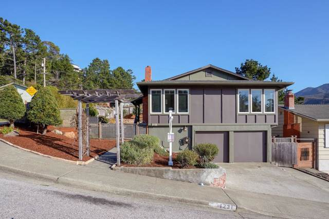 1231 Sheila Ln, Pacifica, CA 94044 (#ML81771999) :: The Kulda Real Estate Group