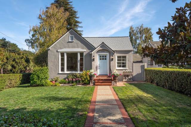 1101 Oxford Rd, Burlingame, CA 94010 (#ML81772152) :: The Kulda Real Estate Group