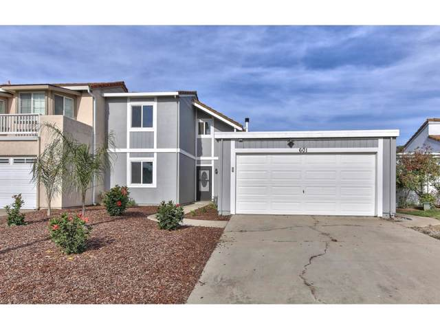 601 Victor St, Salinas, CA 93907 (#ML81772166) :: The Sean Cooper Real Estate Group
