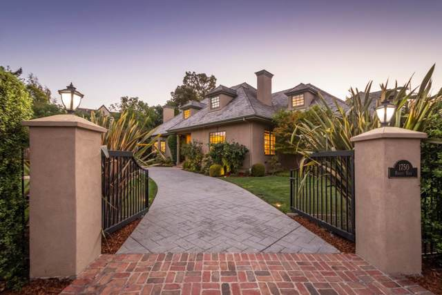 1750 Forest View Ave, Hillsborough, CA 94010 (#ML81772168) :: The Kulda Real Estate Group