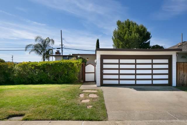 1682 Eisenhower St, San Mateo, CA 94403 (#ML81772174) :: The Sean Cooper Real Estate Group