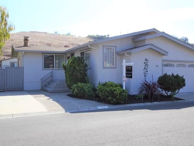 389 Millpond Dr 389, San Jose, CA 95125 (#ML81772258) :: Strock Real Estate