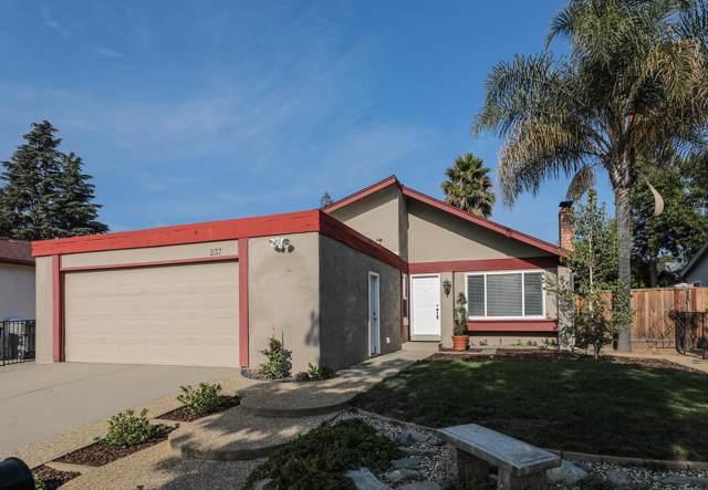 237 Vineyard Dr, San Jose, CA 95119 (#ML81772287) :: Strock Real Estate