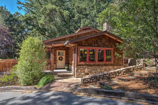 8 Blakewood Way, Woodside, CA 94062 (#ML81772301) :: The Realty Society