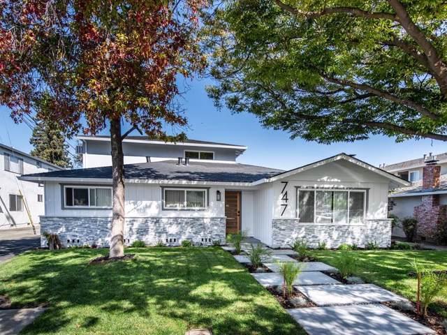 747 Calla Dr, Sunnyvale, CA 94086 (#ML81772368) :: RE/MAX Real Estate Services