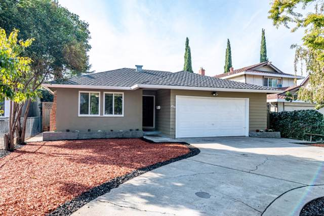 250 Blossom Hill Rd, San Jose, CA 95123 (#ML81772408) :: Strock Real Estate