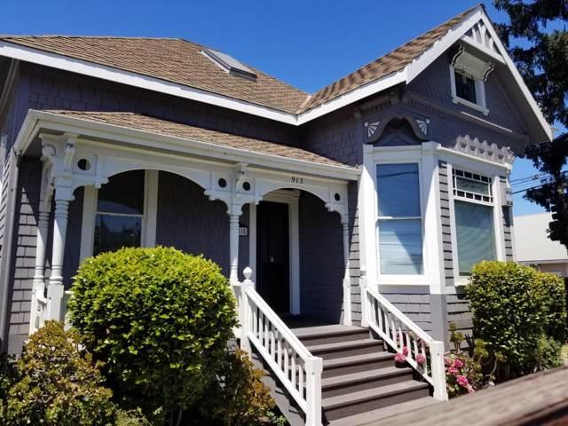 915 River St, Santa Cruz, CA 95060 (#ML81772477) :: The Sean Cooper Real Estate Group