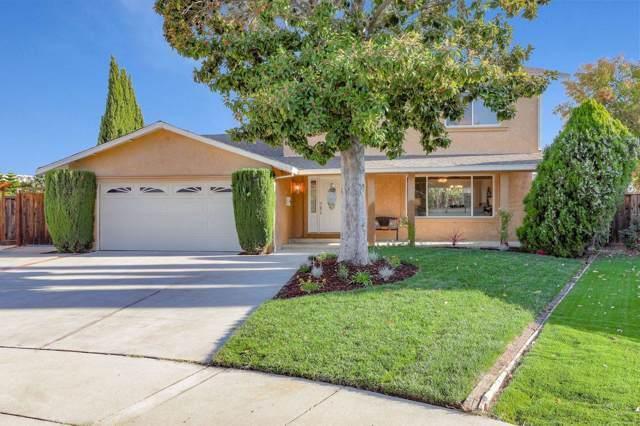 1399 Crailford Ct, San Jose, CA 95121 (#ML81772496) :: The Sean Cooper Real Estate Group