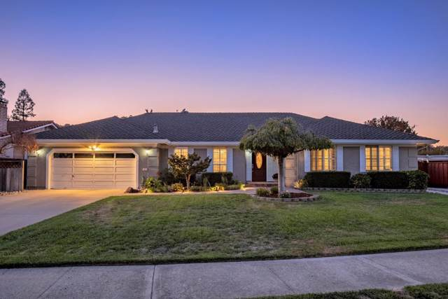 9175 Crest Hill Ct, Gilroy, CA 95020 (#ML81772501) :: The Sean Cooper Real Estate Group