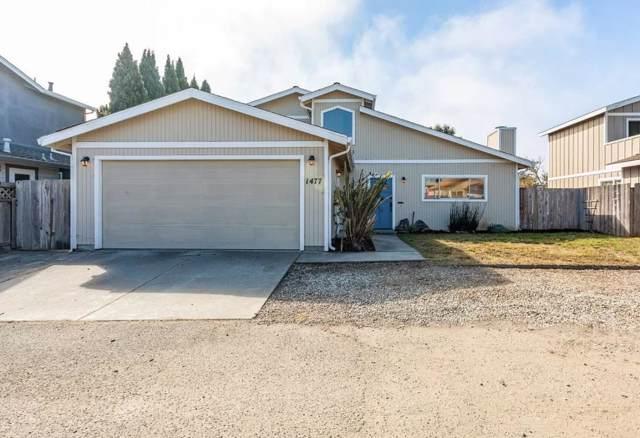 1477 Bulb Ave, Santa Cruz, CA 95062 (#ML81772513) :: The Sean Cooper Real Estate Group