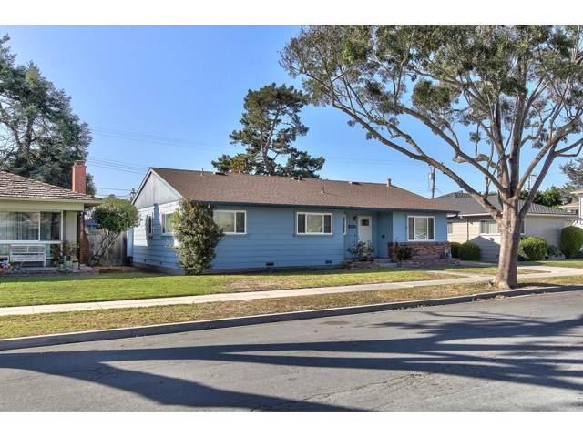 1010 Crespi Way, Salinas, CA 93901 (#ML81772518) :: Strock Real Estate